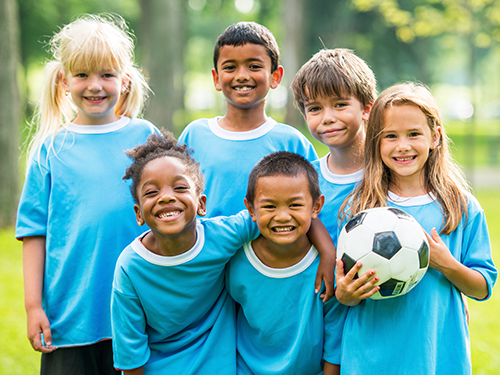 Steinbach, Winnipeg, Manitoba Children's Dentist, Sports Injury Prevention